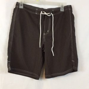 California Cover Brown Board Shorts 13/14